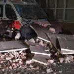 Terremoto, due indagati per i crolli all'ospedale di Amandola