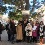 ANCONA / Nel Giorno della Memoria scoperte le pietre d'inciampo per ricordare le vittime della shoah