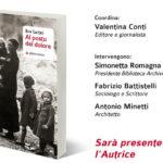 PESARO / Al posto del dolore, sabato la presentazione del romanzo di Ilva Sartini