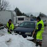PESARO / Sono 49 i volontari del Gruppo comunale di Protezione civile impegnati nelle zone del sisma