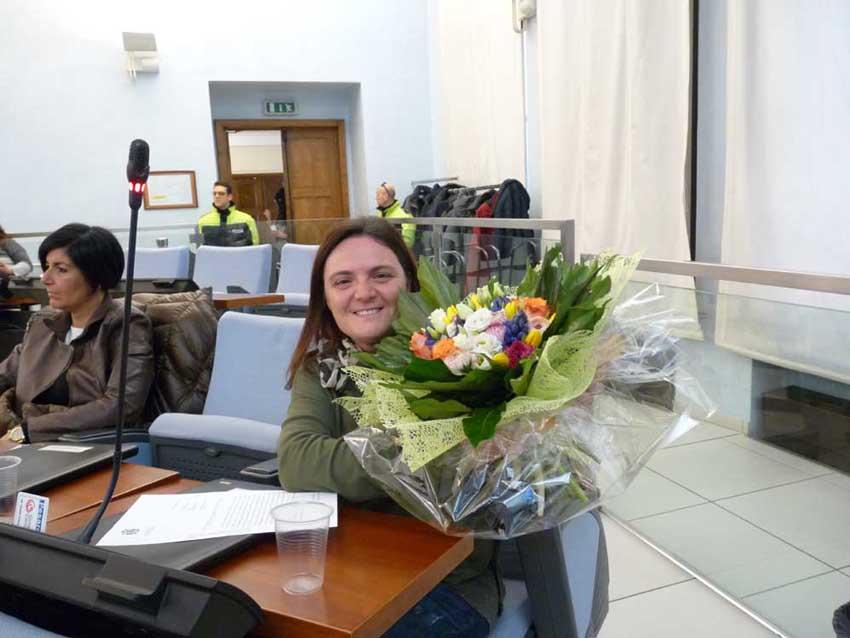 PESARO / Il Consiglio comunale saluta il segretario generale Deborah Giraldi che si trasferisce in Regione