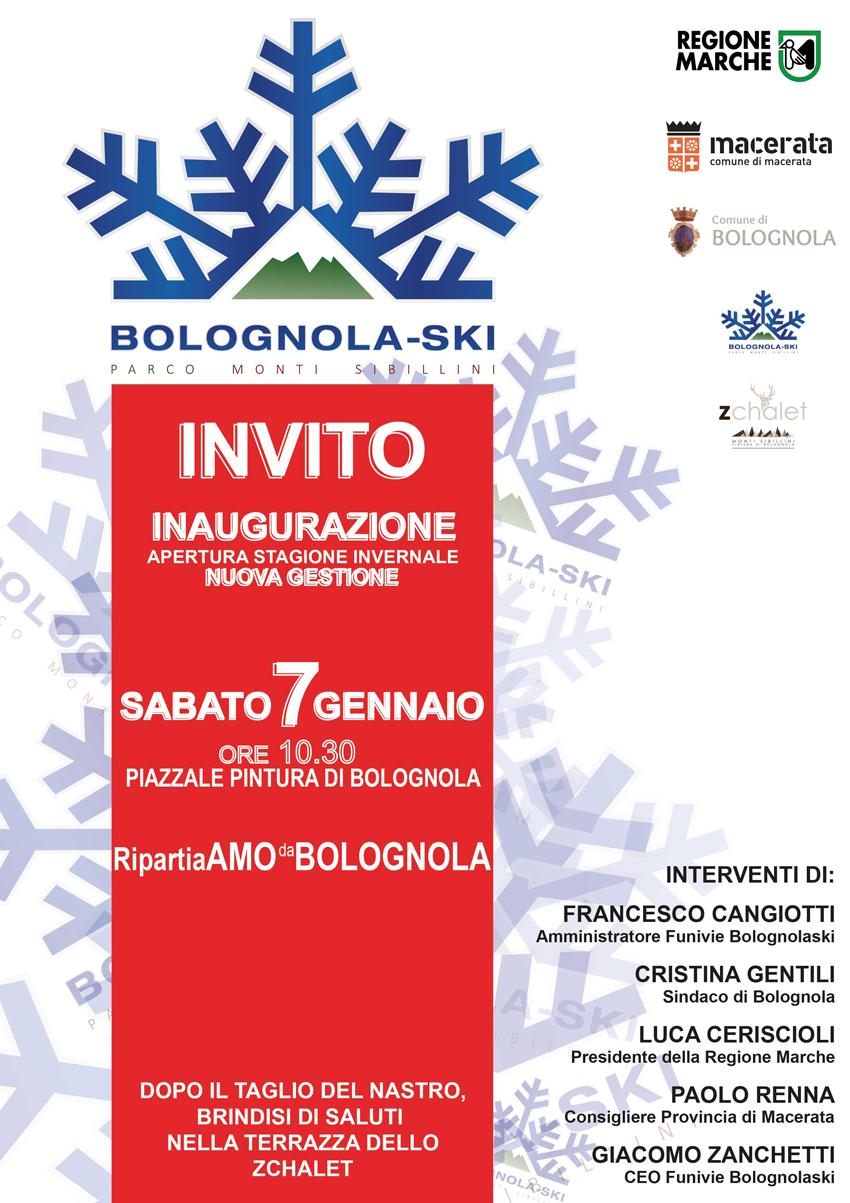 Dopo il terremoto Bolognola volta pagina: sabato l'apertura della stagione invernale