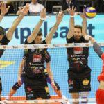 Sofferta vittoria sul Piacenza, la Lube Civitanova conquista la finale di Coppa Italia con Trento