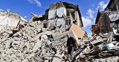 Terremoto, già rimosse nelle Marche oltre 100mila tonnellate di macerie