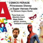 ANCONA / Sabato 25 Festa di Carnevale in Piazza del Papa