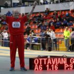 Addio a Giuseppe Ottaviani, pluricampione ed esempio per tanti giovani atleti