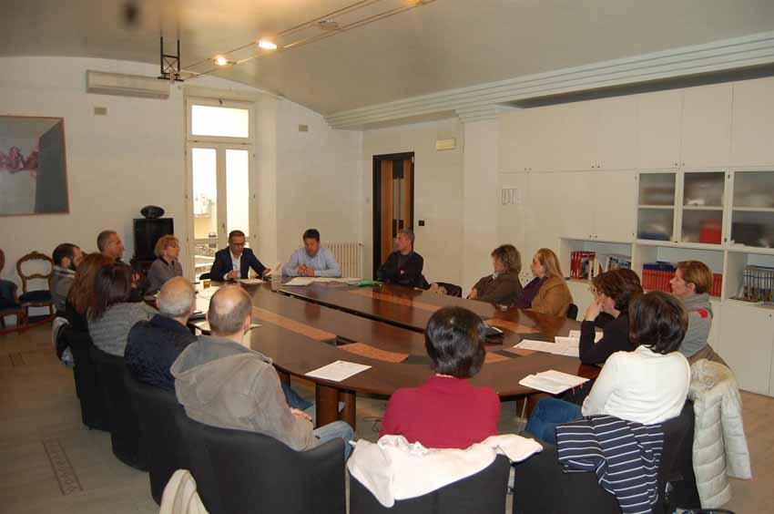 ASCOLI PICENO / L'adeguamento degli edifici scolastici al centro di un vertice in Provincia con i dirigenti degli istituti