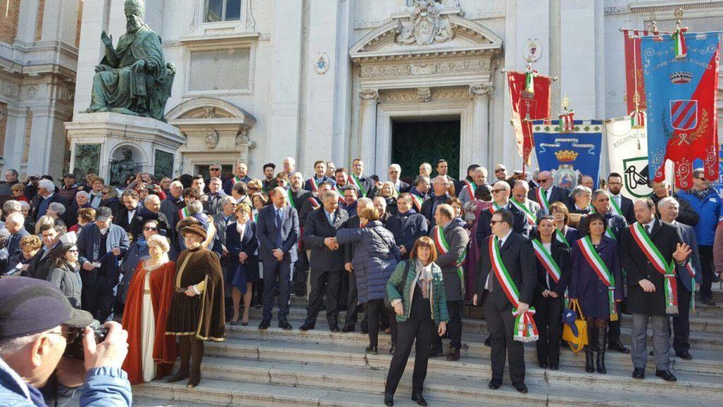 A Loreto una domenica di festa per le Pro Loco delle Marche