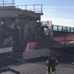 Per il crollo del ponte sull'autostrada evidenti contraddizioni tra Autostrade per l'Italia e Delabech