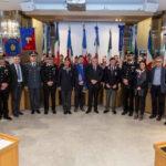 PESARO / Nel palazzo della Provincia inaugurata la nuova sede dell'Associazione Nazionale Carabinieri