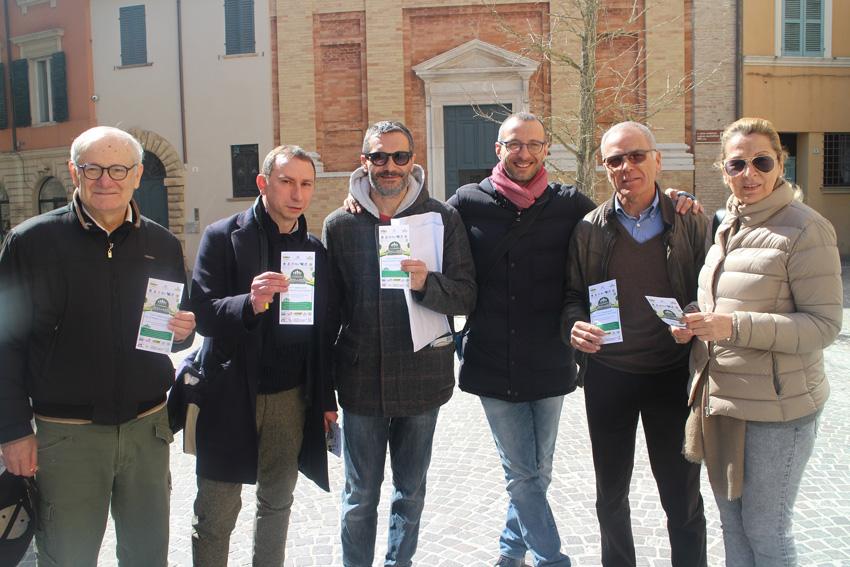 PESARO / Centro-Mare, il sindaco Matteo Ricci 'allunga' le  passeggiate: «Così vogliamo accendere tutte le vie»