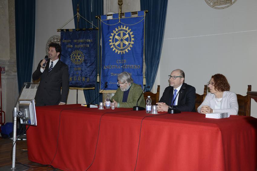 Paolo Crepet ad Ancona, cronaca di un incontro piacevole