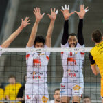Una spendida Lube anche a Lodz (3-1) nell'andata dei Playoffs 12 di Champions League
