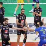 Per la Lube stop in Gara 2 di semifinale: vince Modena (1-3) ed è 1-1