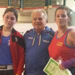 Ottima boxe ai regionali di Ancona. Trionfo di Erika Mecozzi a Chieti
