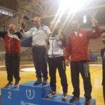 Per l'Allblacks Taekwondo buon avvio di stagione al PalaRossini di Ancona