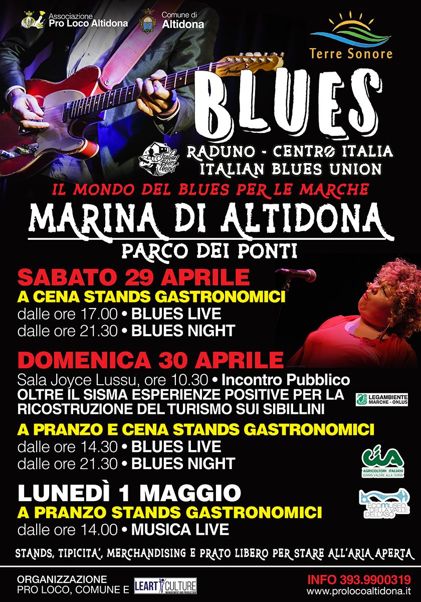 A Marina di Altidona il primo Raduno nazionale Blues