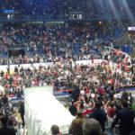 La Consultinvest Pesaro batte l'Olimpia Milano (90-79) e rimane in Serie A