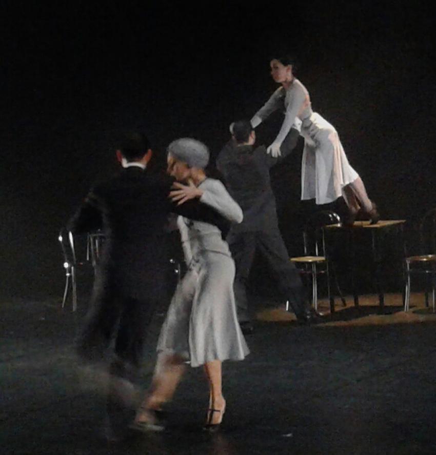 PESARO / La compagnia di tango di Leonardo Cuello incanta il pubblico del teatro Rossini