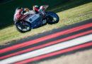 Debutto in salita per Marco Gaggi e l'S.G.M. Tecnic Racing Team all'Autodromo Dino ed Enzo Ferrari di Imola
