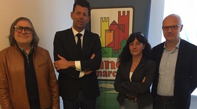 Appalti e servizi, siglato un protocollo di collaborazione tra Anci Marche, Cgil, Cisl, Uil