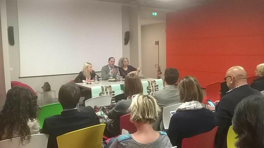 """Cirinnà e Fabbri (Pd) ad Ancona: """"Orlando per un partito unito e contro le disuguaglianze"""""""