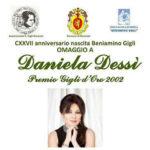 Con un concerto straordinario Recanati ricorda Daniela Dessì