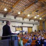 """""""I valori della memoria e della pace siano punto di riferimento per i giovani"""""""