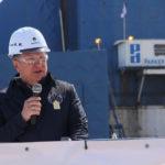 La compagnia petrolifera russa Rosneft ha donato alle Marche 5 milioni di euro: saranno utilizzati per la costruzione di un nuovo ospedale ad Amandola