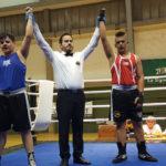Al Palaveneto di Ancona una serata di boxe piacevole, con dieci matches equilibrati e combattuti