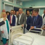 All'ospedale di Civitanova Marche inaugurato il nuovo dipartimento di emergenza