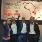 Sauro Rossi confermato al vertice della Cisl delle Marche