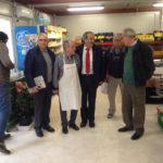 Carrescia e Morgoni soddisfatti per il nuovo decreto emanato per i lavoratori danneggiati dal terremoto