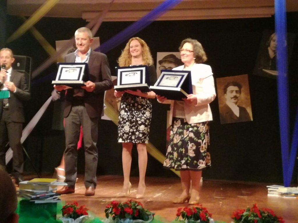 Grande successo anche per l'8 concorso letterario Città di Grottammare