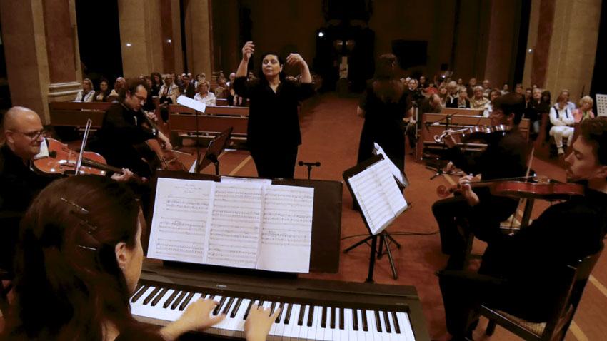 PESARO / Applausi e bis per il concerto al Santuario della Madonna delle Grazie