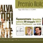 Premio Rotondi, al via domenica a Sassocorvaro la settimana di eventi della XX edizione