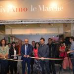 Al Salone del libro di Torino inaugurato lo stand delle Marche