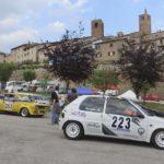 Il rombo delle auto del Trofeo Scarfiotti per ridare speranza ad una terra devastata dal sisma