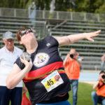 A Rieti un nuovo record per la marchigiana Assunta Legnante