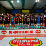 La Lube Under 20 conquista l'argento in Junior League