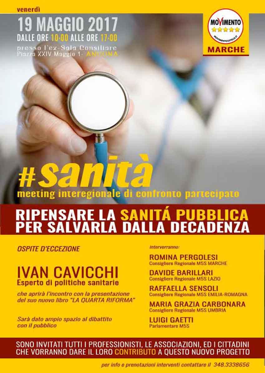 E' ormai indispensabile ripensare la sanità pubblica regionale per salvarla dalla decadenza