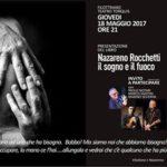 Nazareno Rocchetti, il sogno e il fuoco: il 18 maggio a Filottrano la presentazione del libro dedicato all'artista marchigiano