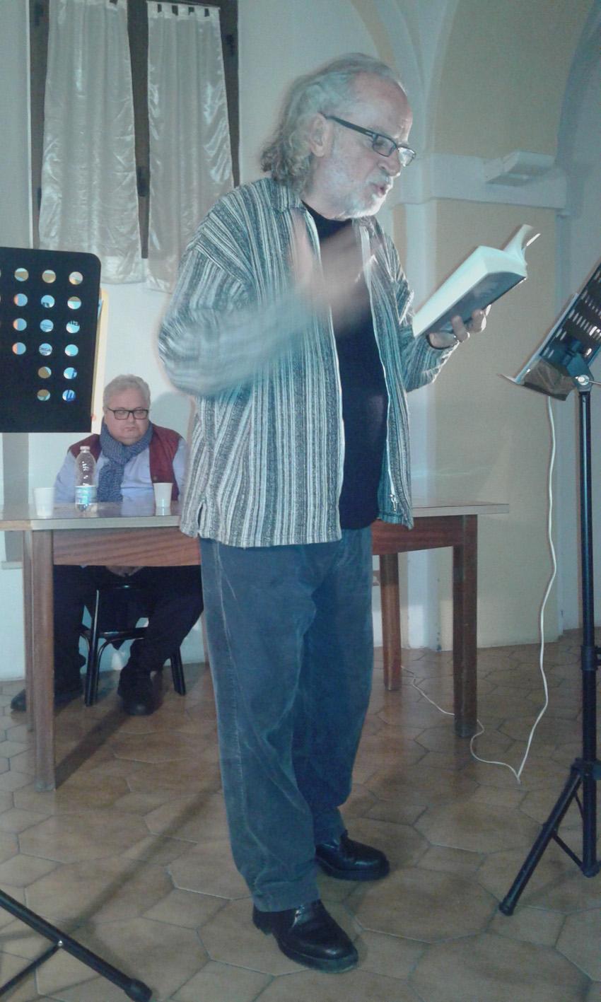 Straordinaria serata dedicata alla poesia di Quasimodo con l'attore Roberto Rossini