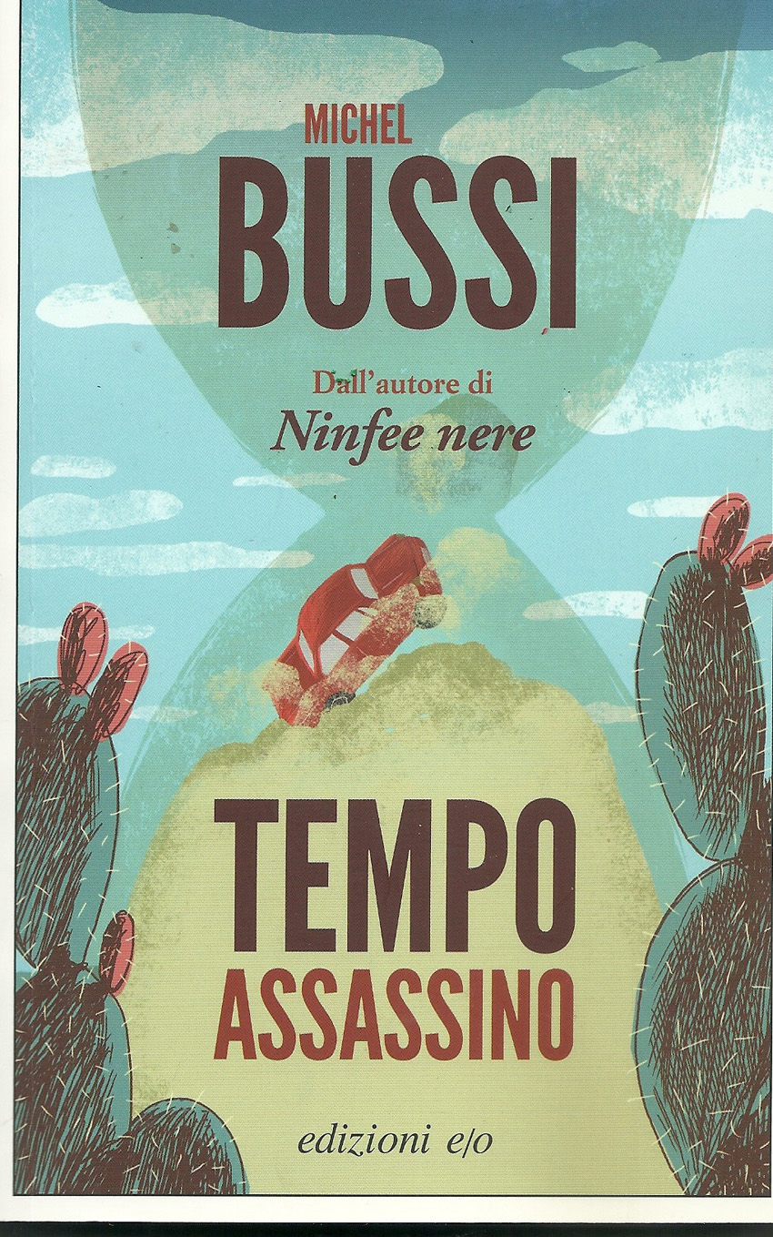 "Ritorna in libreria Michel Bussi accreditato autore noir francese con ""Tempo assassino"""