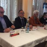 In 200 a Caldarola al summit sui problemi dell'autotrasporto