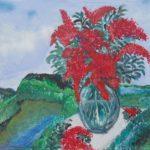Omaggio al Creato, domenica a Mombaroccio al via la mostra della pittrice Rita Benini