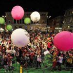 A Pesaro spettacolo di pubblico: in 60mila alla 1/2 Notte Bianca dei Bambini