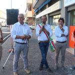 Ricci e Belloni inaugurano a Pesaro la ciclabile di via Milano