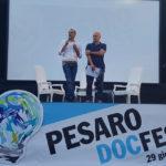 Parte Pesaro Doc Fest, Ricci: «Un grande evento culturale»