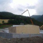 Sono arrivati a 30 i cantieri aperti nelle Marche per installare le prime casette in legno per i terremotati